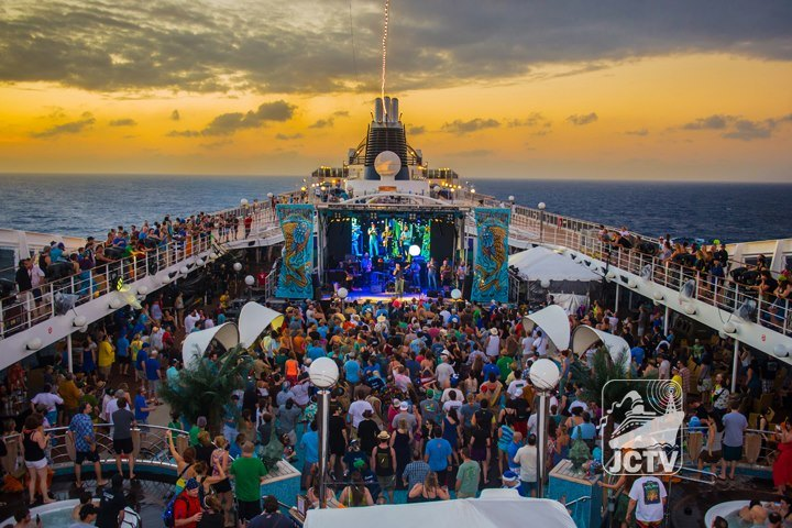 Jam Cruise - Photo Credit Dave Vann