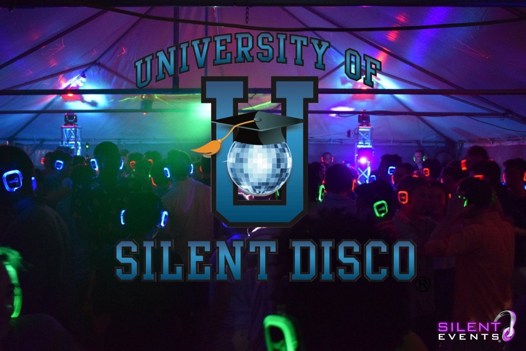 Freshman Silent Disco Tour powered by Silent Events®