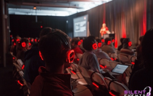 Silent Events Silent Corporate Events and Breakouts Sessions