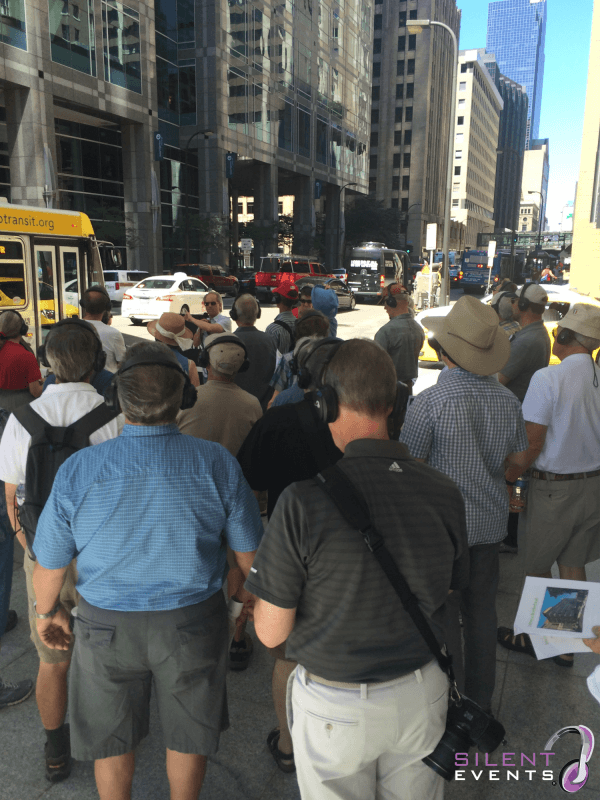 Silent Mobile Walking Tours powered by Silent Events