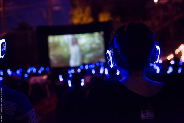 Silent Movie Screening powered by Silent Events